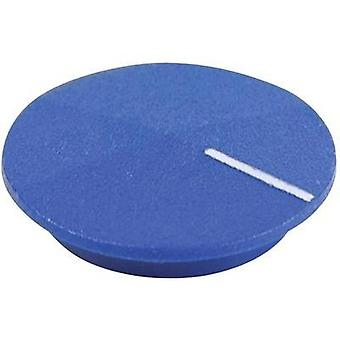 Cover + hand Blue, White Suitable for K12 rotary knob Cliff CL177813 1 pc(s)