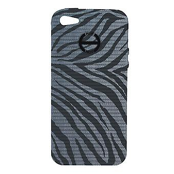 Hip Hop Cover Handyhülle Iphone 5 Animalier HCV0067 zebra