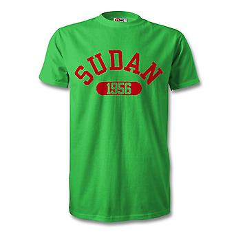 Sudan Independence 1956 Kids T-Shirt