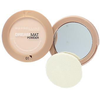 Maybelline Dream Mat Compact Powder With Puff & Mirror 9g