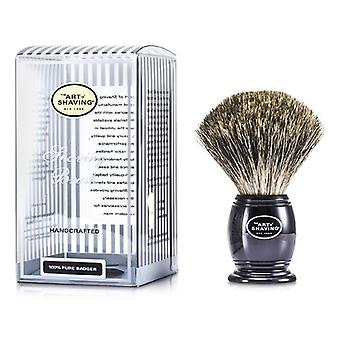 Kunsten å barbering Pure Badger barbering Brush - ren svart 1pc