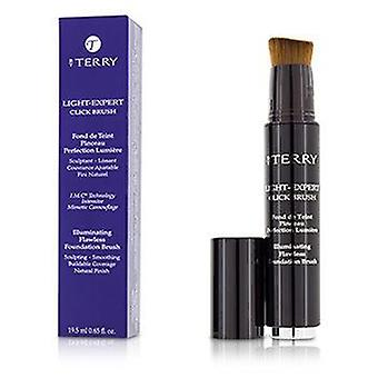By Terry Light Expert Click Brush Foundation - # 02 Apricot Light - 19.5ml/0.65oz