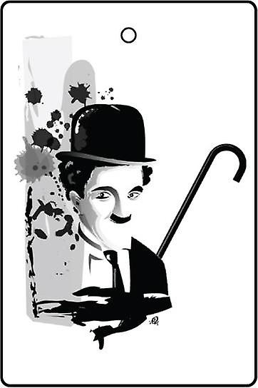 Charlie Chaplin Car Air Freshener
