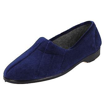 Ladies Lady Love Slip On Slipper Donna