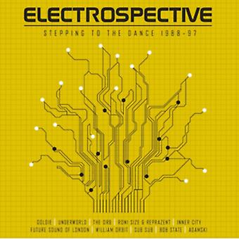 Electrospective: Stepping to the Dance 1988-1997 by Various Artists