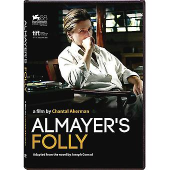 Importation des USA de la folie [DVD] de Almayer