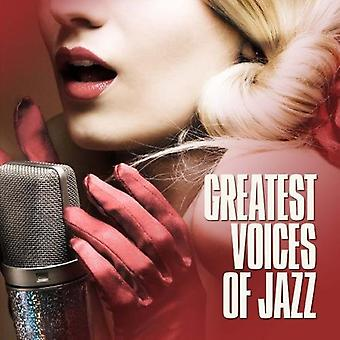 Greatest Voices of Jazz - Greatest Voices of Jazz [CD] USA import