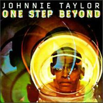 Johnnie Taylor - One Step Beyond [CD] USA import