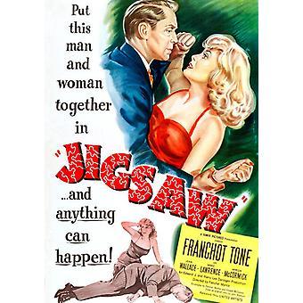 Jigsaw (1949)(Gun Moll) [DVD] USA import