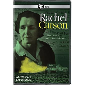 American Experience: Rachel Carson [DVD] USA import