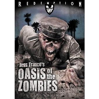 Oase af zombier [DVD] USA importerer