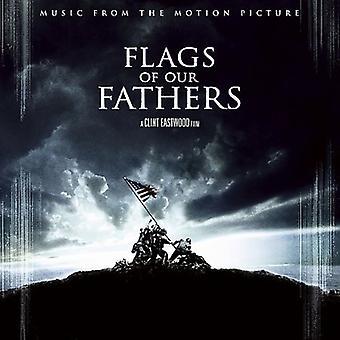 Varios artistas - banderas de nuestros padres [Soundtrack] [CD] USA importar