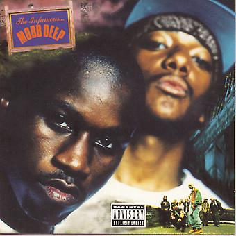Mobb Deep - ökända [CD] USA import