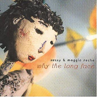 Maggie Roche & Suzzy - Why the Long Face? [CD] USA import