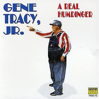 Gene Tracy Jr. - Real Humdinger [CD] USA import