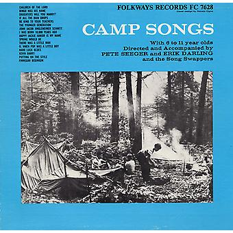 Song Swappers - Camp Songs [CD] USA import