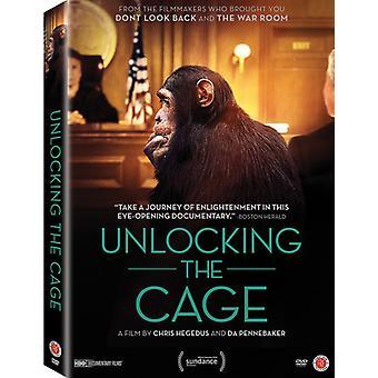 Unlocking the Cage [DVD] USA import