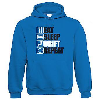 Spis Sleep Drift gentage hættetrøje