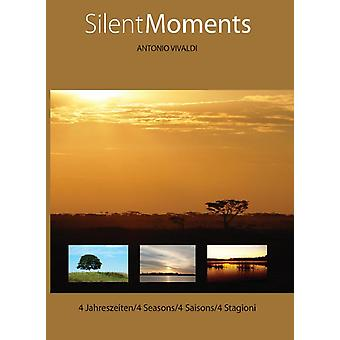 Silent moments relaxation DVD with Vivaldi classical music royalty free