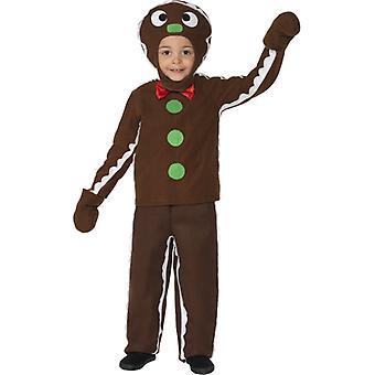 Pfefferkuchenmann Kostüm Shrek Ginger Kinder