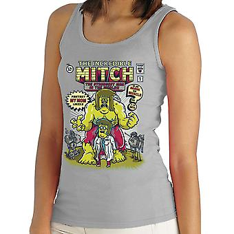 The Incredible Mitch Regular Show Women's Vest