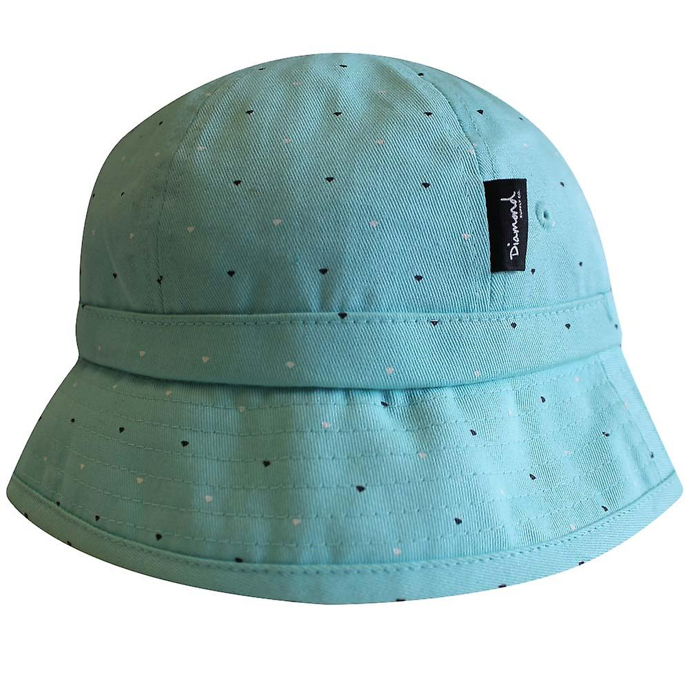 Diamond Supply Co Micro Diamond Bucket Hat Diamond Blue