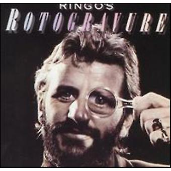Ringo Starr - Ringo's Rotogravure [CD] USA import