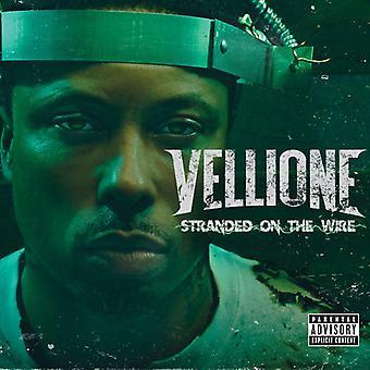 Vellione - strandet på Wire [CD] USA importen