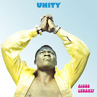 Aigbe Lebarty - enhed [CD] USA import