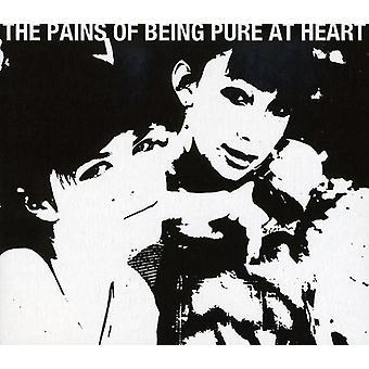 Smerterne ved at være ren i hjertet - smerter af at være ren i hjertet [CD] USA import