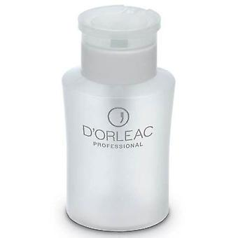 D'Orleac Nail polish remover dispenser, 4 Oz (Make-up , Nails , Removers)
