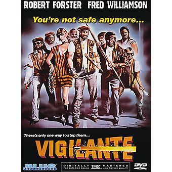 Vigilante [DVD] USA importerer