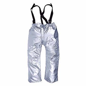 Portwest - varmebeskyttelse foret tilnærming støperi bukse AM15