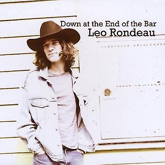 Leo Rondeau - unten am Ende der Bar [CD] USA Import