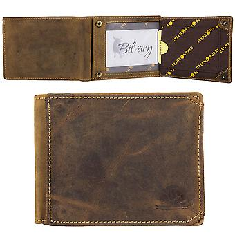 Greenburry vintage leather card wallet wallet