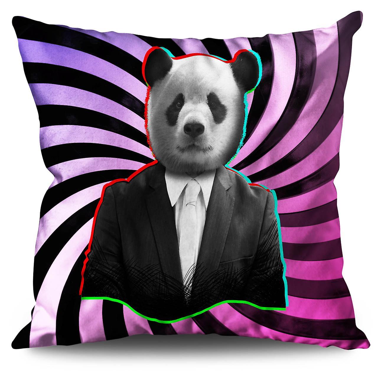Lin Cm Coussin Bête Panda XWellcoda 30 Répondre Animal QtxsChrd