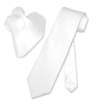 Vesuvio Napoli solide Krawatte & Taschentuch Männer Hals Krawatte Set