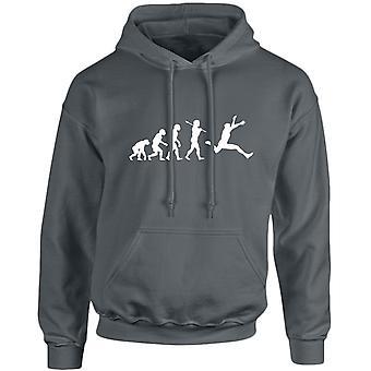 Atletiek Evo Evolution Unisex Hoodie 10 kleuren (S-5XL) door swagwear