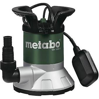Clean water submersible pump Metabo 0250800002 7000 l/h