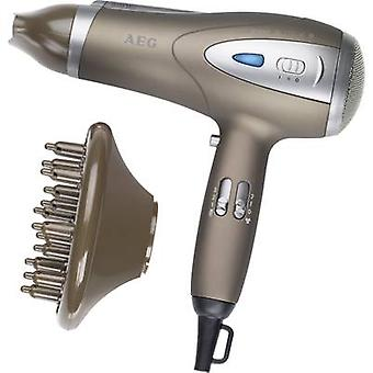 Hair dryer AEG HTD 5584 Brown (metallic), Silver