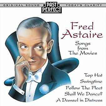 Fred Astaire: Songs From the Movies 1930s & 40s [Audio CD]