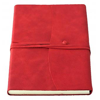 Coles Pen Company Amalfi Medium Journal - Red