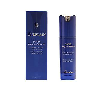 Guerlain Super Aqua Serum 30ml Womens New Sealed Boxed