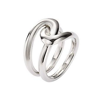 Fossil ladies ring stainless steel JF85643040