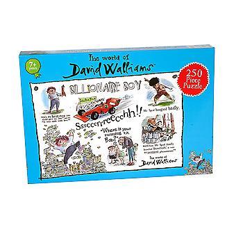 David Walliams - Jigsaw Puzzle 250 Teile
