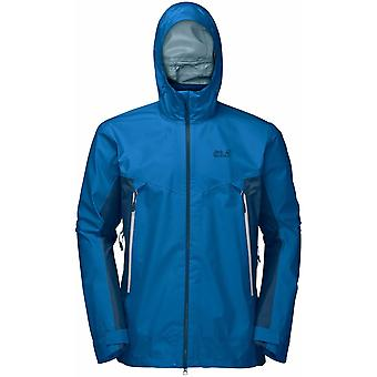Jack Wolfskin Men's Refugio Flex Jacket Lightweight & Durable Wear