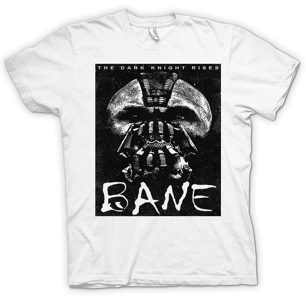 Womens T-shirt - Batman The Dark Knight - Bane