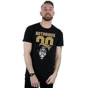 Notorious BIG Men's Notorious Crown T-Shirt