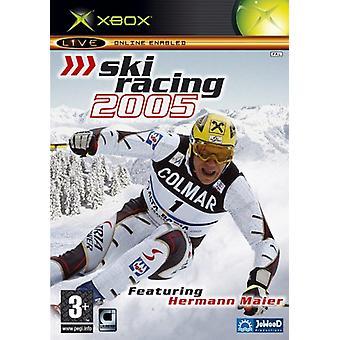 Ski Racing 2005 (Xbox) - Fabrik versiegelt