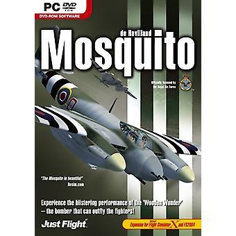 Mosquito Add-On für FS-2004FSX (PC-DVD)